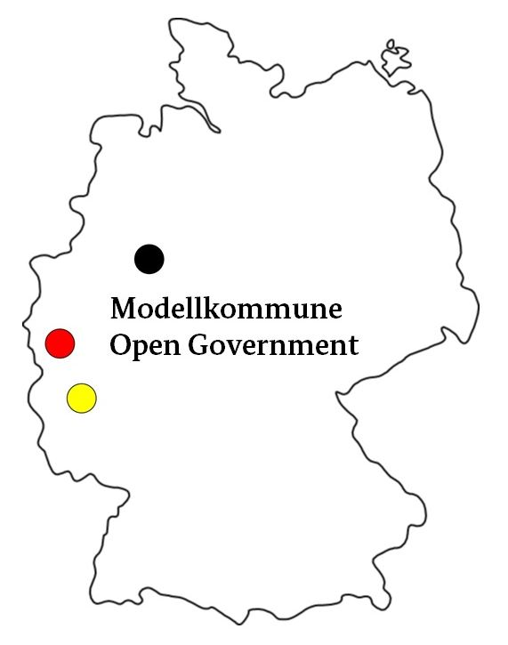 2017 Modelkommune Open Government